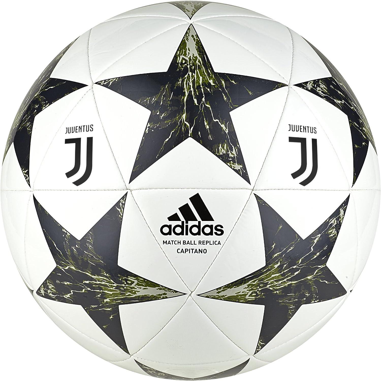 adidas Finale17Juvecpt Balón, Hombre, (Blanco/grinoc/verart/Sesamo ...