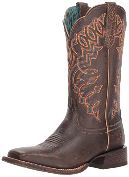 7a3c4143b6f Ariat Women's Circuit Champion Western Cowboy Boot