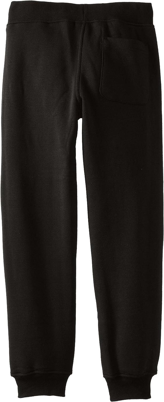 Southpole Kids Big Boys/' Basic Fleece Jogger Pants In Medium Weight Fabric,