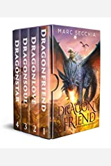 Dragonfriend Treasury - The Complete Dragonfriend Series Kindle Edition