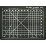 Dahle Vantage Self-Healing Cutting Mat, 9-Inch x 12-Inch, Black (10670)