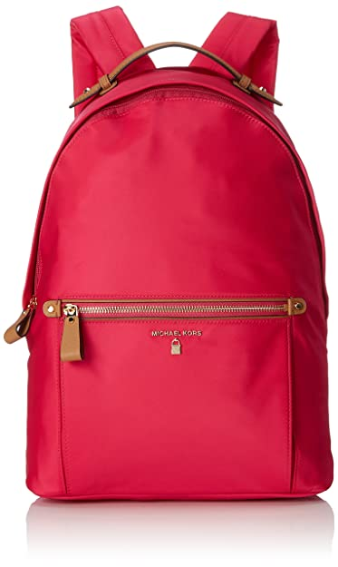 0c23ef20aadc Amazon.com | Michael Michael Kors Kelsey Large Backpack ‑ Pink ...
