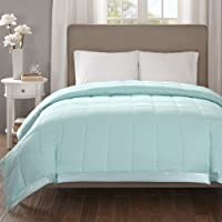 Madison Park Down Alternative Blanket Hypoallergenic 3M Scotchgard Stain Resistant Bedroom Bedding, Oversized Twin…