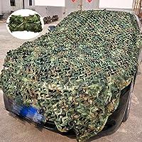 Comficent Red de Camuflaje, Mallas de Protección para el Bosque Ejército de Caza de Campo y Cobertura al Aire Libre