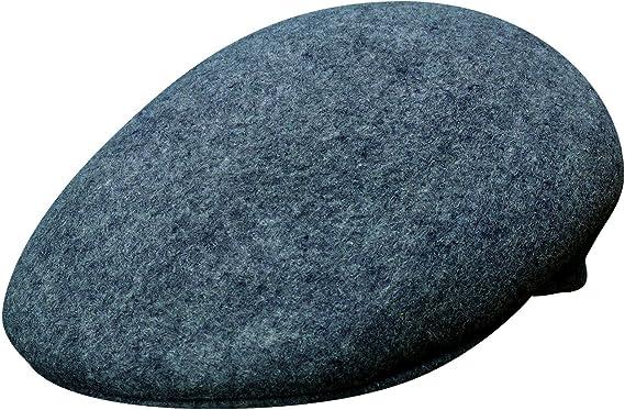 Scala Mens 100/% Felt Wool Ivy Crushable Water Repellent Cap 2xlarge Black