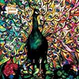 Adult Jigsaw Puzzle Louis Comfort Tiffany: Displaying Peacock: 1000-piece Jigsaw Puzzles