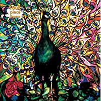 Adult Jigsaw Louis Comfort Tiffany: Displaying Peacock: 1000 piece jigsaw (1000-piece jigsaws)