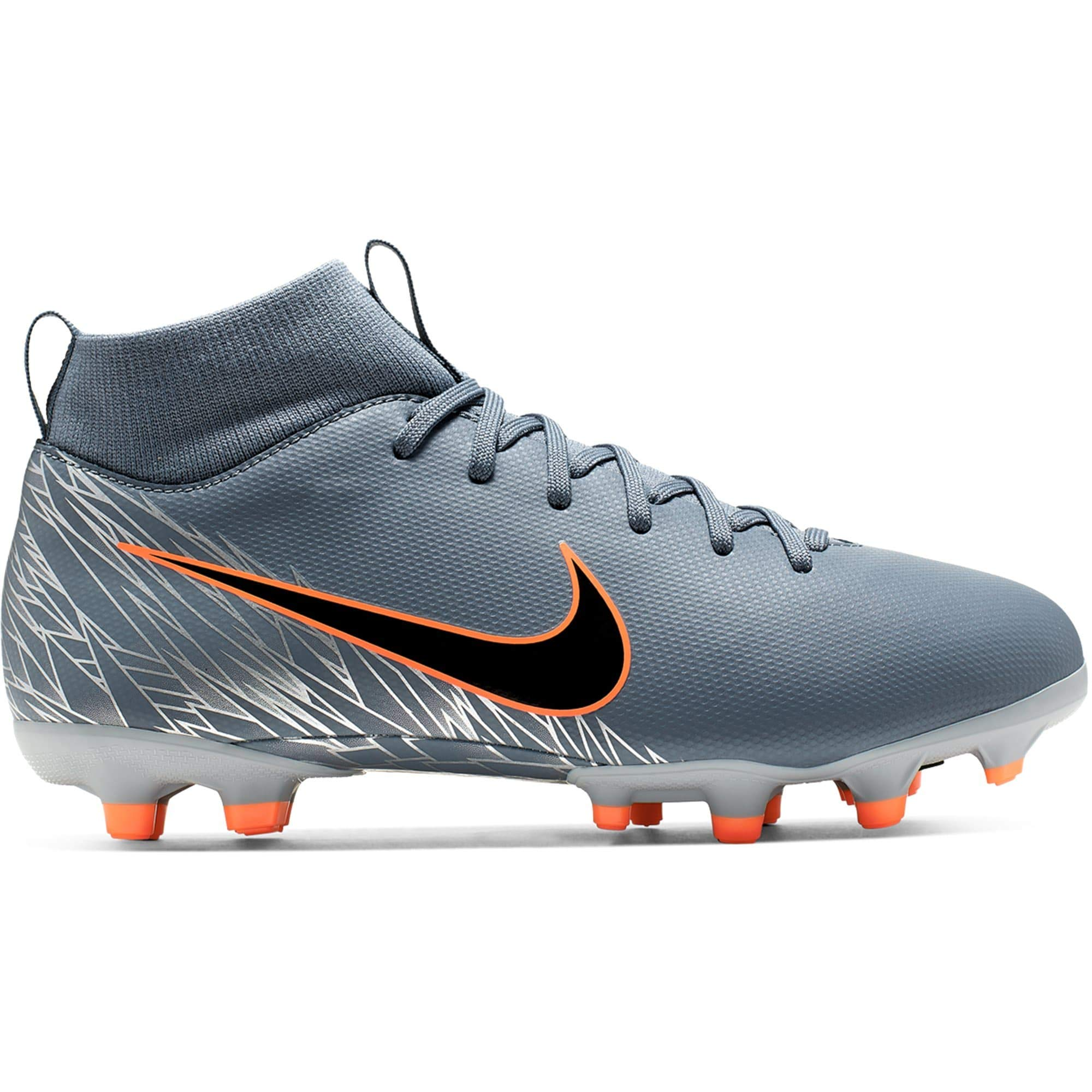 Nike Youth Superfly 6 Academy Multi Ground Soccer Cleats (3 Little Kid M US)