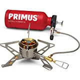 Primus OmniFuel Stove with ErgoPump & Fuel Bottle