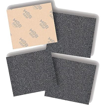 Amazon.com: MOB Grip Travel Pack cuadrados Griptape 3, color ...
