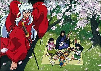 Amazon.com: Anime Wall Calendar 2021 (13 Pages 20x30cm) Inuyasha