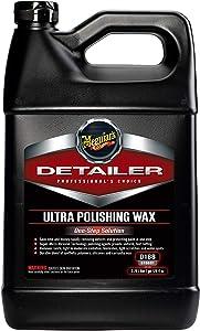 MEGUIAR'S D16601 Ultra Polishing Wax, 128. Fluid_Ounces, 1 Gallon