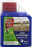 Bayer Garden Baythion - Cebo antihormigas granulado para exteriores de facil aplicacion