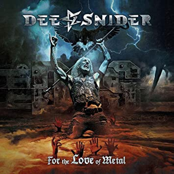 Image result for for the love of metal dee snider