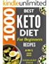 KETO DIET: The comprehensive keto diet guide: 1000 most delicious ketogenic recipes, 14-day meal plan, ketogenic diet food list, tips for success plus so much more! (English Edition)