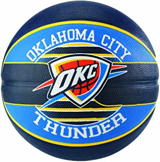 Spalding NBA Team Oklahoma City SZ. 7 (83–513z) – Multicolore