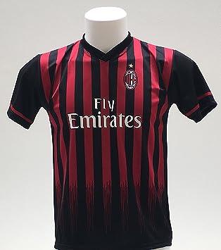 Camiseta de fútbol Milan Bonaventura 5 Réplica Autorizados Niño Hombres