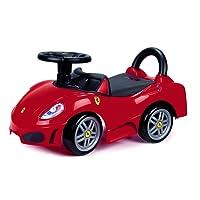 Famosa 800004910 Foot to Floor F430 Ferrari, Primi Passi