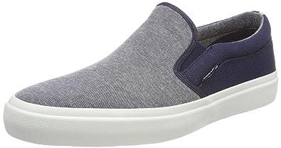 JBCK & JONES Herren Jfwrush Sneaker Chambray Mix Navy Blazer Sneaker Jfwrush cca163