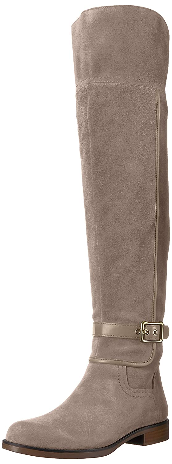 Franco Sarto Women's Crimson Over The Knee Boot B071NRX69N 9.5 B(M) US|Cocco
