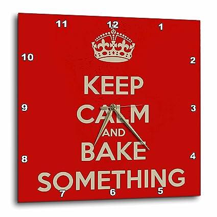Amazon.com: EvaDane - Funny Quotes - Keep calm and bake ...
