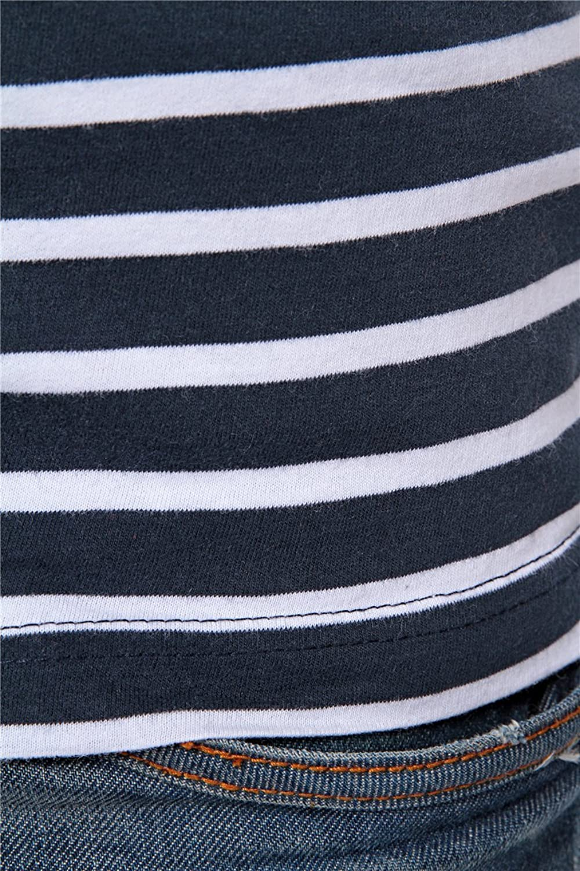 Phazz Brand Munich Graphic Tee ARON, Color: Dark blue
