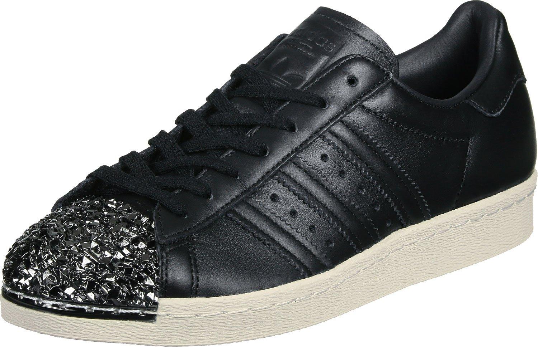 Adidas Originals Superstar 80s 3D MT W, Core Black/Core Black/Off White, 6,5 6,5|Core Black/Core Black/Off White