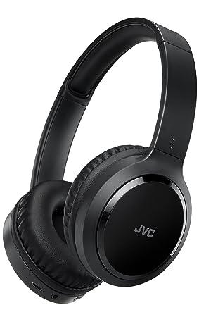 Jvc Ha S80bn Casque Et Micro Binaural Bandeau Noir Casques Et