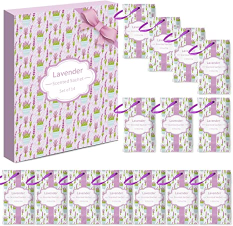 Scented Sachets for Drawers and wardrobes Lavender