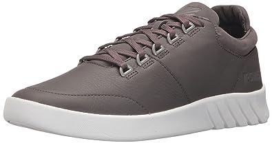 K-Swiss Damen Aero Trainer Sneaker, Grau (Plum Kitten/White), 38 EU