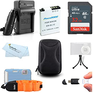 Amazon.com: 32 GB Kit de accesorios para cámara digital ...