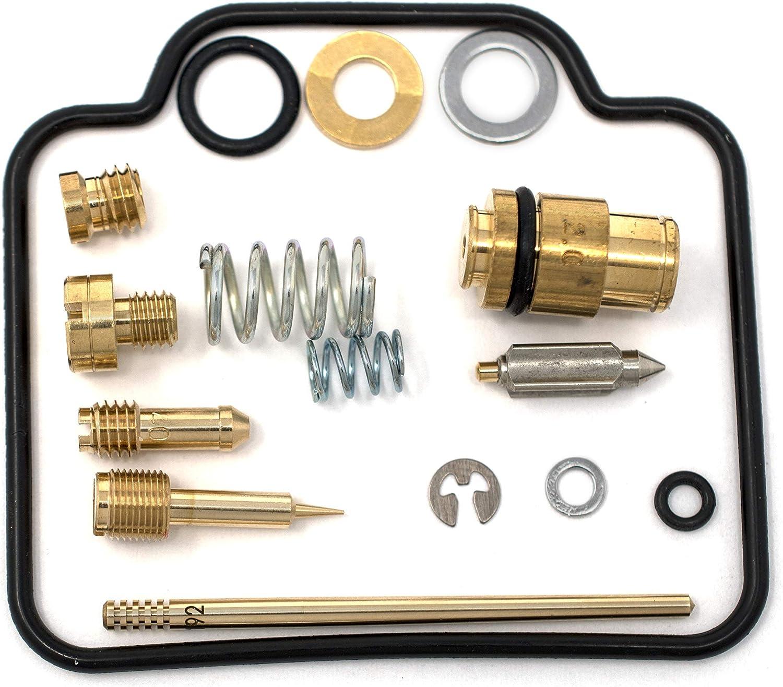 Carburetor Carb Rebuild Repair Kit Suzuki LT-F250 Quad Runner 1990-1996