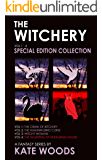 The Witchery Series Collection Volumes 1 - 4: A Fantasy Series