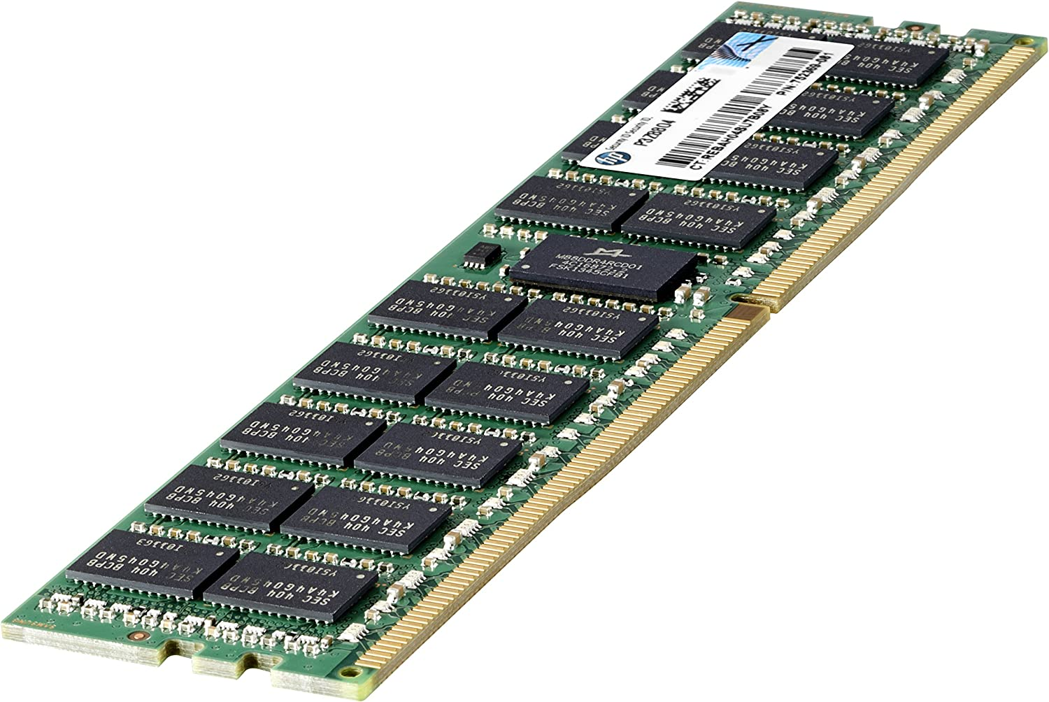 HP 726719-B21 - HP 16GB (1x16GB) Dual Rank x4 DDR4-2133 CAS-15-15-15 Registered