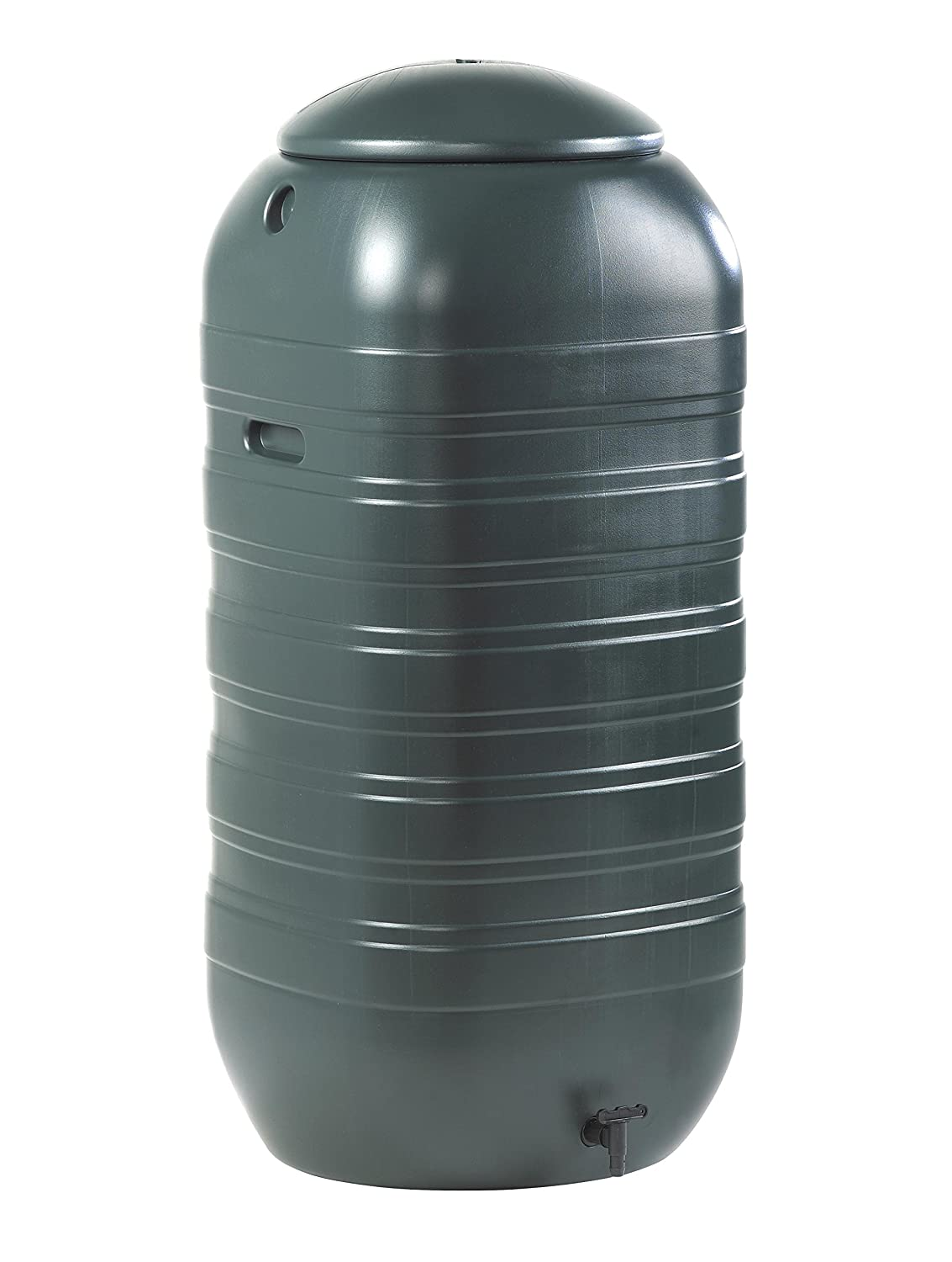 Strata pro Ward 250L Slimline Water Butt including Tap and Lid Strata Products Ltd GN340