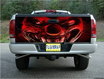 T223 MODEL Tailgate Wrap Decal Sticker Vinyl Graphic Bed Cover
