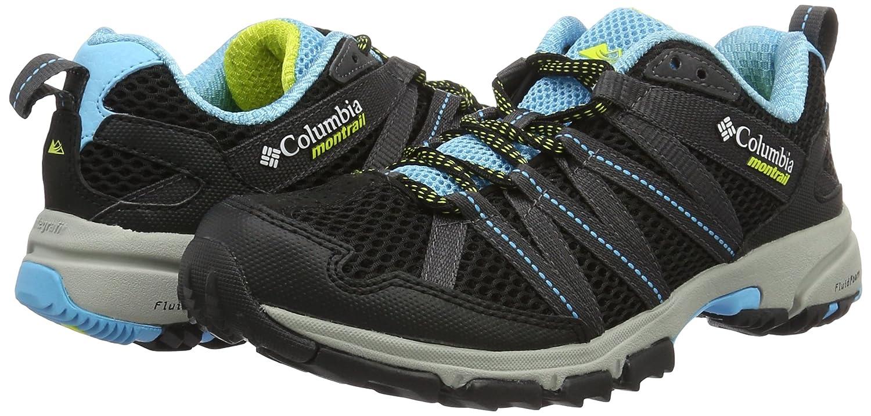 Columbia Montrail Women's Mountain Masochist III Running Shoe B01HCKRHDI 8 B(M) US Bounty Blue, Black