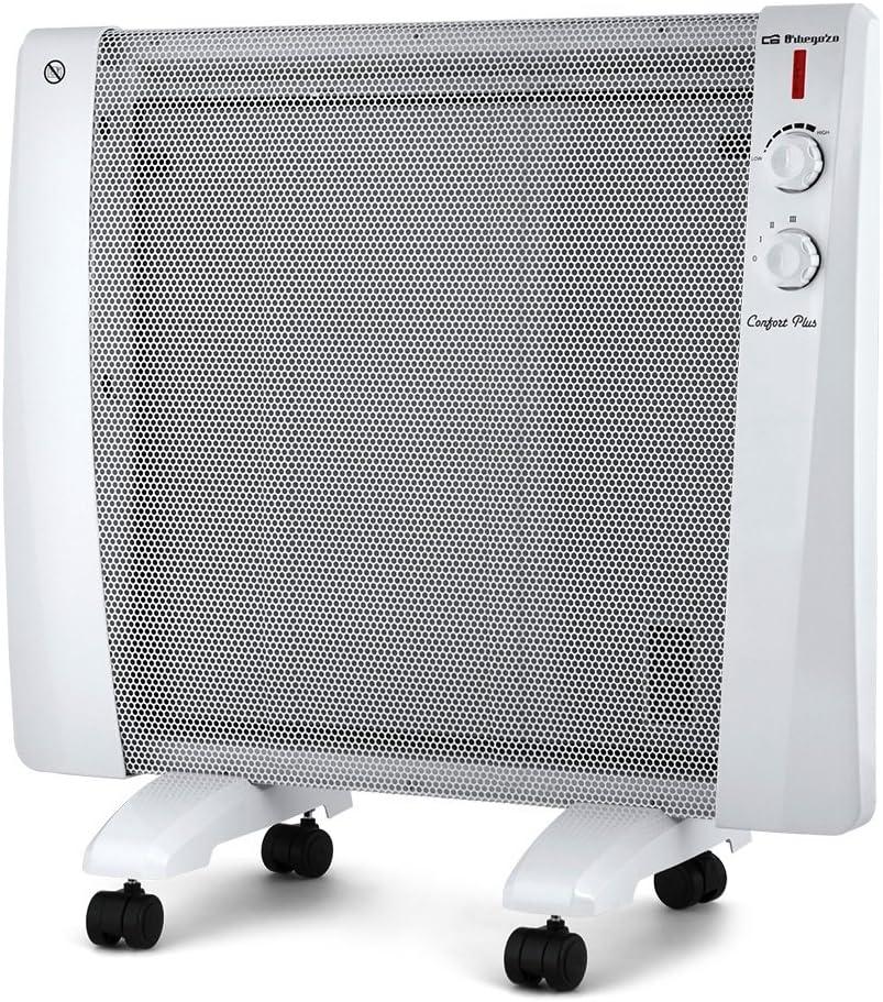 Orbegozo RM 1500 Radiador de Mica, W, Color blanco