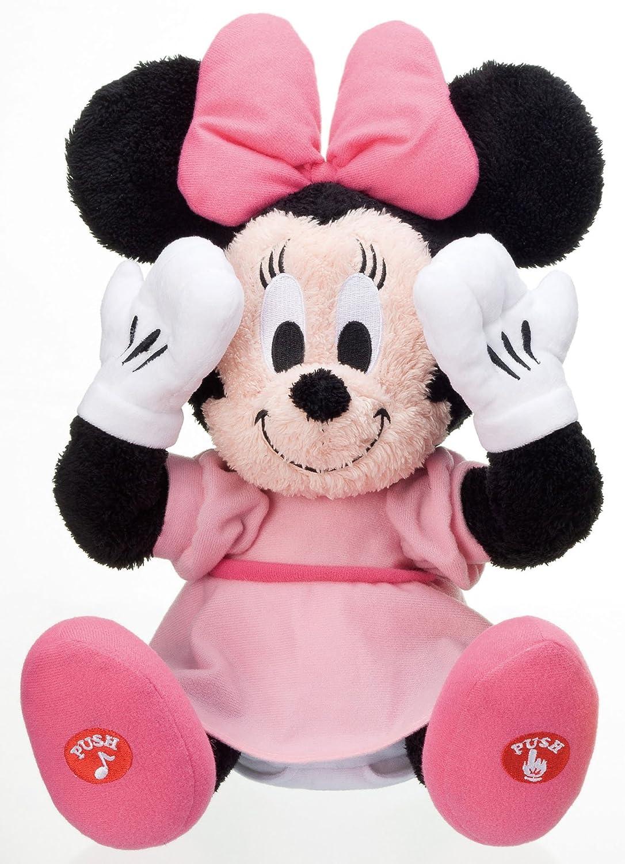 Stuffed pitch Kabufurenzu Minnie to Boo! Not not (japan import)