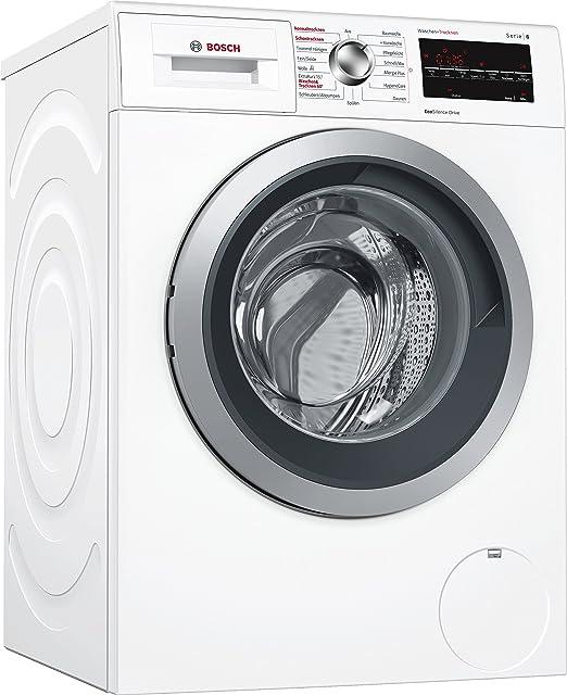 Bosch WVG30443 Independiente Carga frontal A Blanco lavadora ...