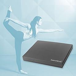 Lumaland Original Balancematte Fitnesspad in verschiedenen Farben