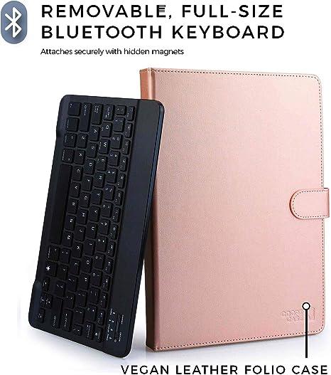 Amazon.com: Cooper BACKLIGHT - Funda para teclado de 9 ...
