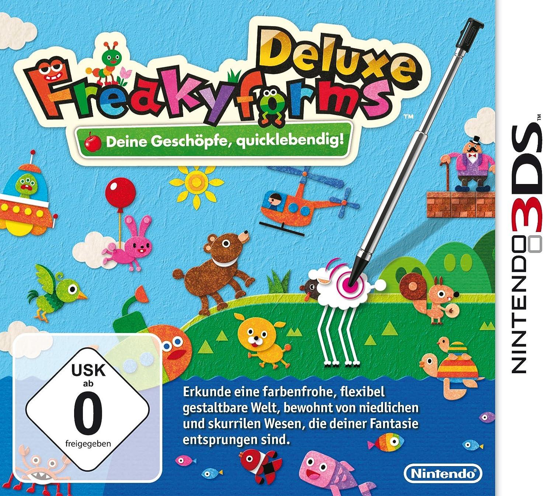 Freakyforms Deluxe [Importación alemana]: Amazon.es: Videojuegos