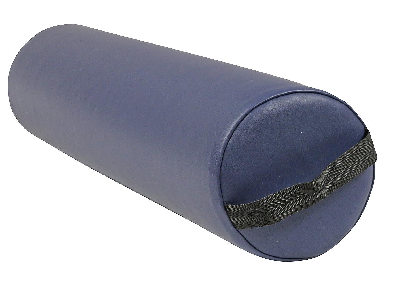 Custom Craftworks Round Massage Bolster Beige I9315 - PU - Beige