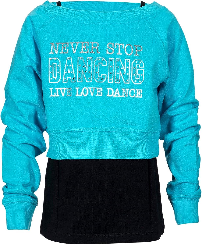 Brody /& Co M/ädchen Sweatshirt