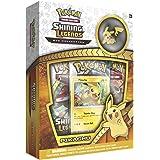 Pokemon SM3.5 Shining Legends Pikachu Pin Box Toy, Camouflage