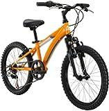 "Diamondback Bicycles Cobra Kid's Mountain Bike, 20"" Frame, Orange"