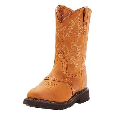 Ariat Men's Sierra Saddle Work Boot: Shoes