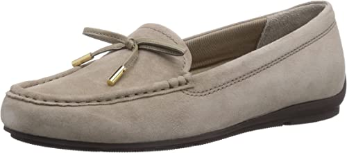Rockport Total Motion Driver, Mocasines para Mujer, Gris-Grau ...