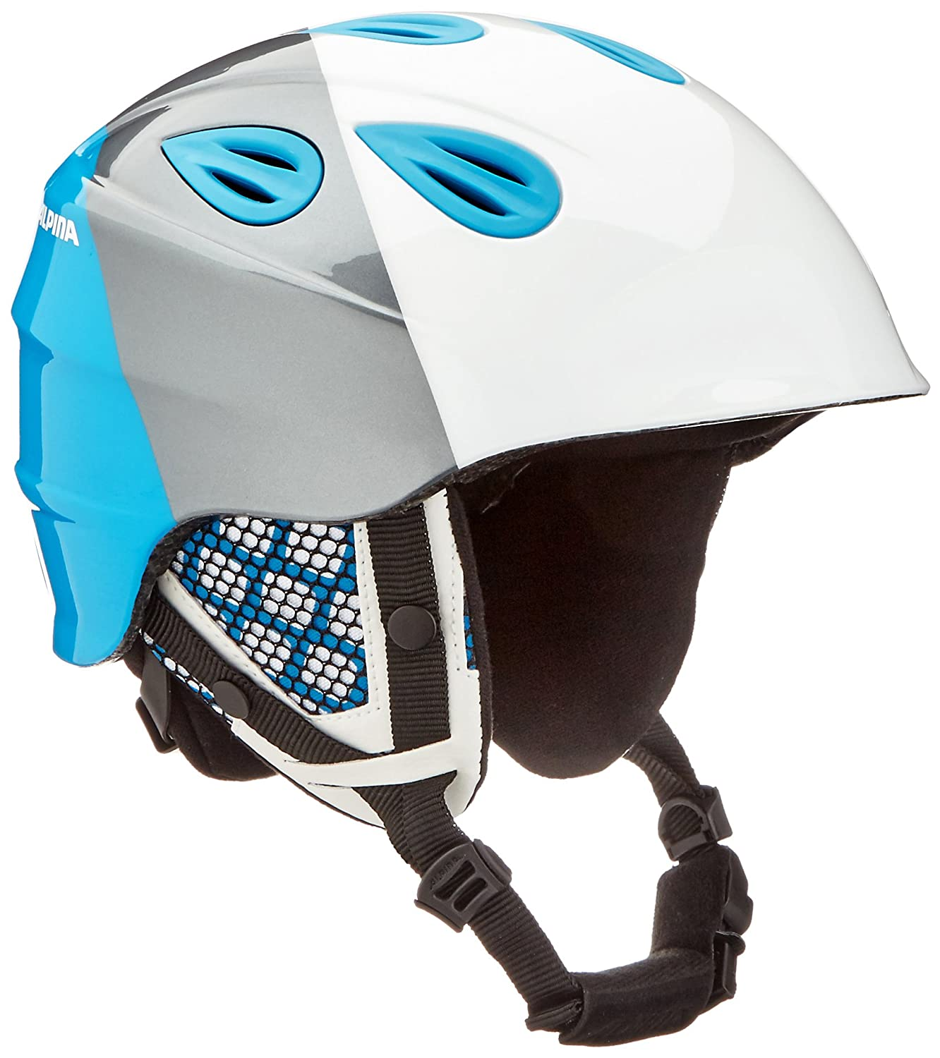 ALPINA Kinder GRAP 2.0 Junior Skihelm